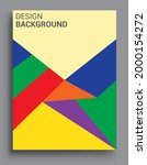 modern geometric abstract...   Shutterstock .eps vector #2000154272