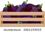 bright autumn illustration with ...   Shutterstock .eps vector #2001193925