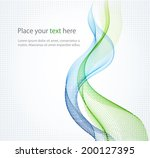abstract background  | Shutterstock .eps vector #200127395