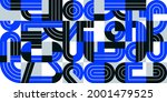 abstract seamless background ...   Shutterstock .eps vector #2001479525
