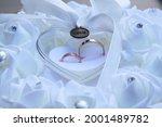 Wedding rings symbol love...