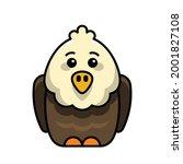 eagle icon. icon design.... | Shutterstock .eps vector #2001827108