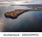 Aerial View Of Sagres Fortress  ...