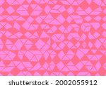 doodle seamless pattern.... | Shutterstock .eps vector #2002055912
