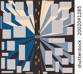 vector graphics abstract top... | Shutterstock .eps vector #2002091285
