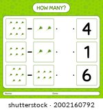 how many counting game with... | Shutterstock .eps vector #2002160792