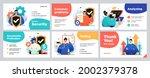 presentation and slide layout... | Shutterstock .eps vector #2002379378