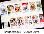 bucharest  romania   june 19 ... | Shutterstock . vector #200252096