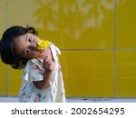 indonesian cute children with... | Shutterstock . vector #2002654295