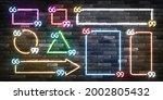 vector set of realistic...   Shutterstock .eps vector #2002805432