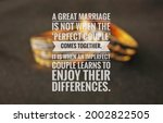 """Inspirational Love Quote """"a..."""