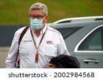 Spielberg  Austria. 4  July...