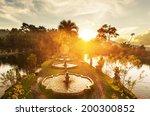 Water Palace  Bali  Indonesia