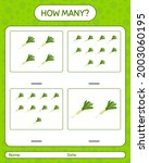 how many counting game with... | Shutterstock .eps vector #2003060195