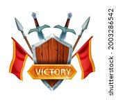 victory game ui vector icon ...