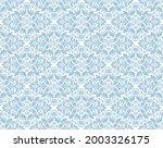 floral pattern. vintage... | Shutterstock .eps vector #2003326175