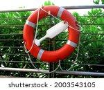 Lifebuoy With Rope  Lifebuoy On ...