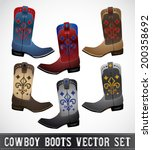 Cowboy Boots Collection  ...
