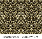 wallpaper in the style of... | Shutterstock .eps vector #2003694275