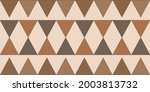 ethnic background image with a... | Shutterstock .eps vector #2003813732