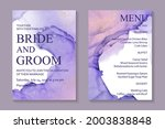 modern watercolor background or ...   Shutterstock .eps vector #2003838848