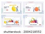 genetically modified food... | Shutterstock .eps vector #2004218552