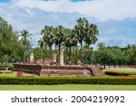 Wat Chana Songkhram  Sukhothai...