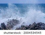 Usa  Hawaii  Big Island Of...