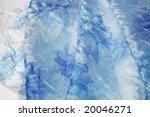 blue silk background | Shutterstock . vector #20046271