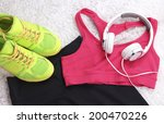 Sport Clothes  Shoes And...