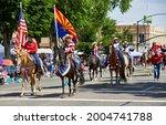 Prescott  Arizona  Usa   July 3 ...