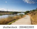 Paths And Trails In The...