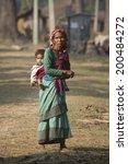 Bardia  Nepal   November 25 ...