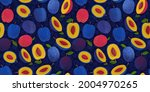 bright print with decorative...   Shutterstock .eps vector #2004970265