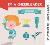a,banner,blonde,blue,champion,character,cheer,cheerleader,cute,dance,dress,equipment,flag,football,girl