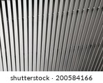 stainless texture background | Shutterstock . vector #200584166
