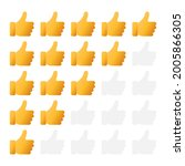 customer review rating icon...