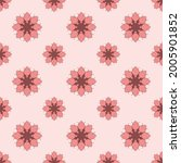 seamless repeat pattern for... | Shutterstock .eps vector #2005901852