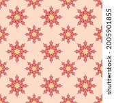 seamless repeat pattern for... | Shutterstock .eps vector #2005901855
