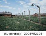 Auschwitz  Poland  Oswiecim....