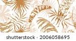modern exotic seamless pattern. ...   Shutterstock .eps vector #2006058695