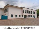 dessau  germany   june 13  2014 ... | Shutterstock . vector #200606942