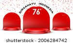 indonesia independence day... | Shutterstock .eps vector #2006284742