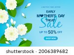 Early Mother's Day Treat Sale...