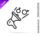 black line female movement ... | Shutterstock .eps vector #2006528558