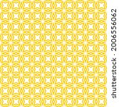 seamless pattern of cross and... | Shutterstock .eps vector #2006556062