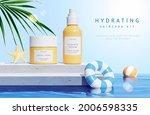 3d product display scene for... | Shutterstock .eps vector #2006598335