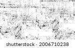 scratched grunge urban... | Shutterstock .eps vector #2006710238