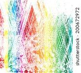 gay texture | Shutterstock .eps vector #200672972