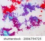 tie dye background geometric... | Shutterstock .eps vector #2006754725